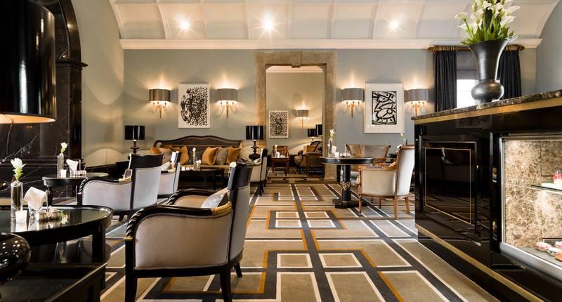 Althoff Grandhotel Schloss Bensberg – restaurant