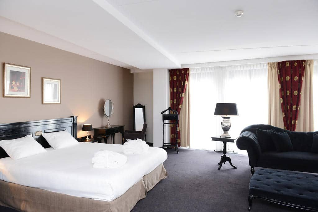 Amrâth Grand Hotel Frans Hals – Junior Suite