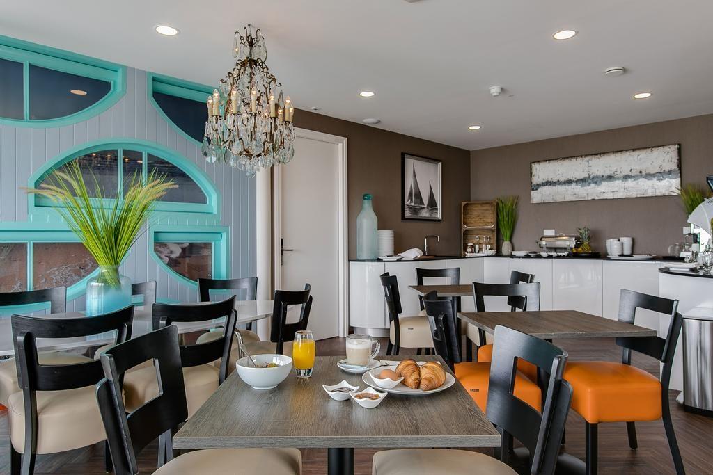 Beachhouse Hotel – ontbijtruimte