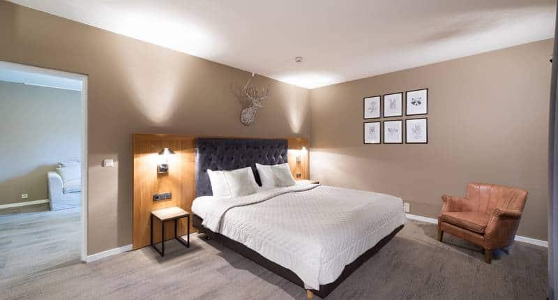 Bilderberg Hotel 't Speulderbos – Suite