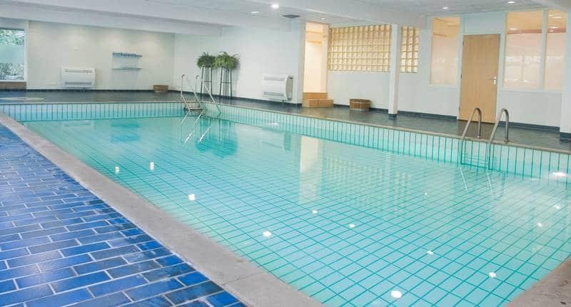 Bilderberg Hotel 't Speulderbos – binnenzwembad