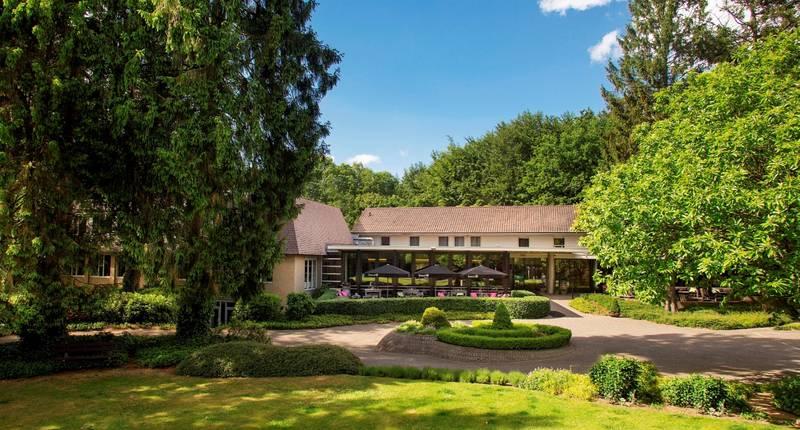Bilderberg Hotel 't Speulderbos – buitenkant hotel