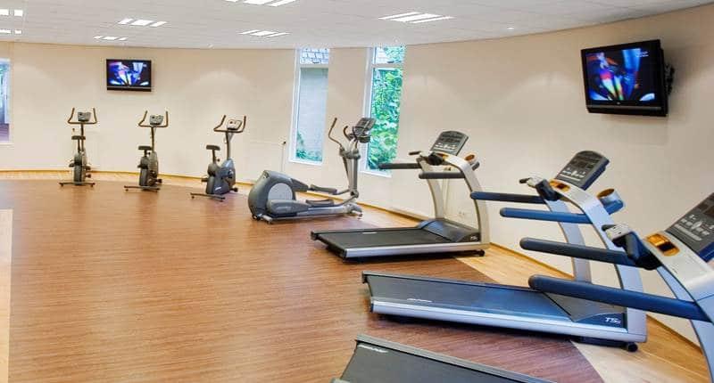 Bilderberg Hotel 't Speulderbos – fitnesscentrum