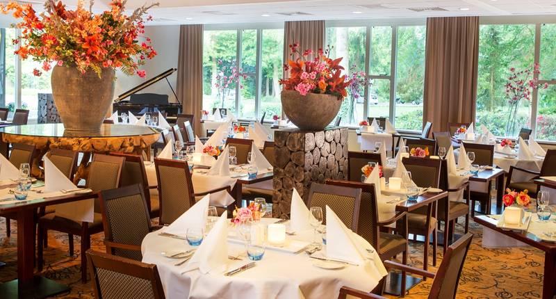 Bilderberg Hotel 't Speulderbos – restaurant