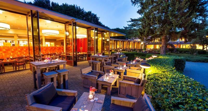 Bilderberg Hotel 't Speulderbos – terras
