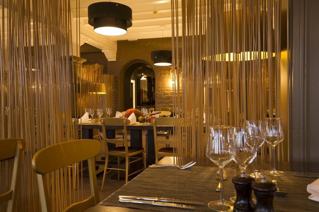 Chateau de la Poste – restaurant