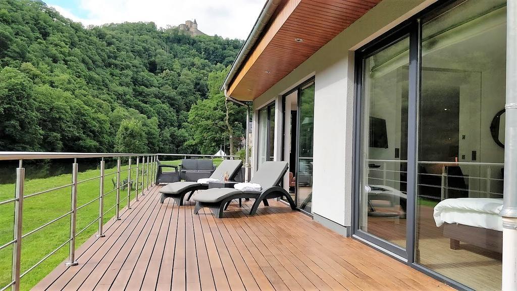 Cocoon Hotel La Rive – Cottage Suite buitenkant
