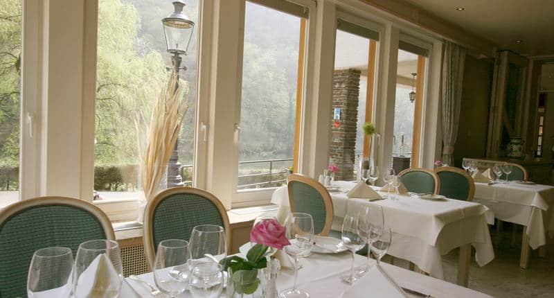 Cocoon Hotel La Rive – restaurant