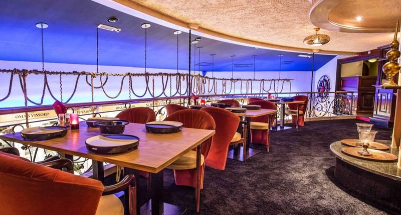 De Koperen Hoogte – restaurant