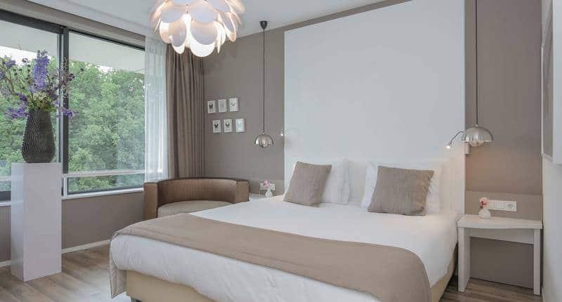 Fletcher Hotel-Restaurant de Wageningsche Berg – Suite Deluxe