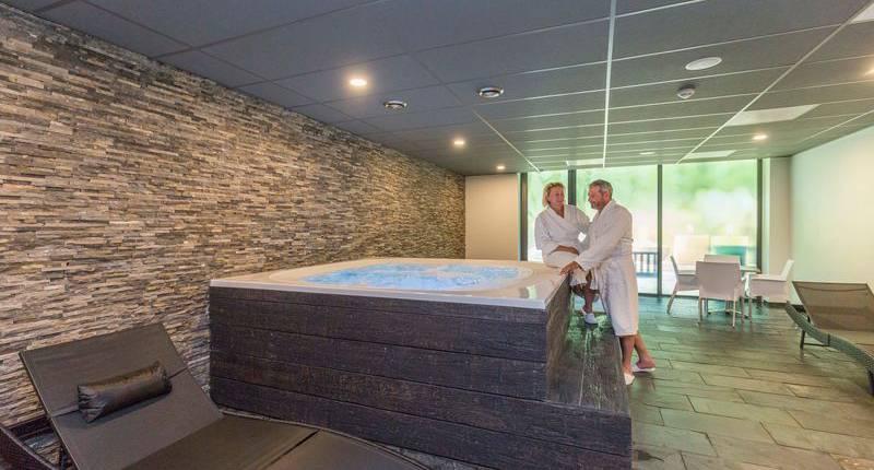 Fletcher Hotel-Restaurant de Wageningsche Berg – wellnessfaciliteiten