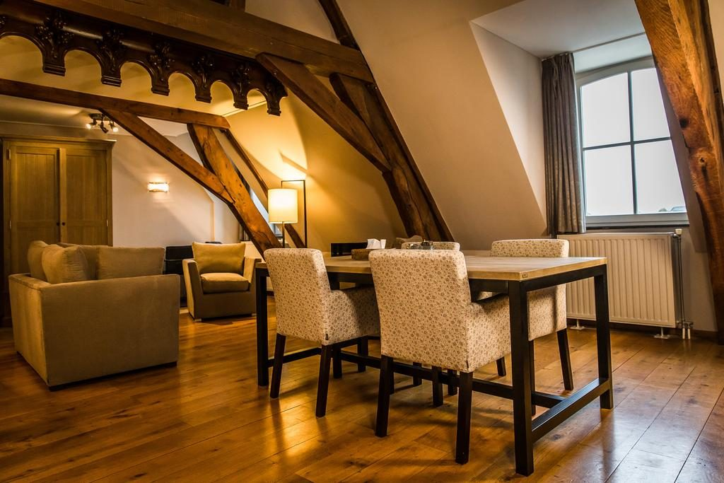 Hotel De Limbourg – Suite Appartement