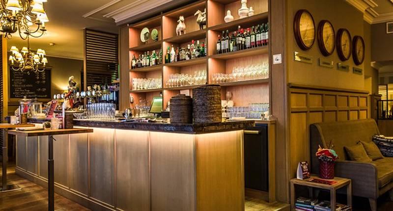 Hotel De Limbourg – bar