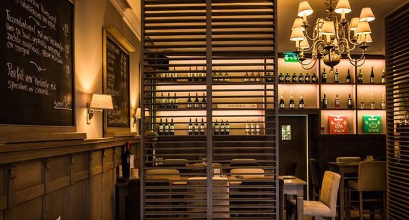 Hotel De Limbourg – restaurant