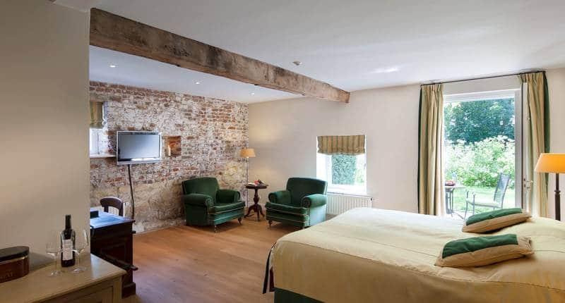 Hotel Kasteel Terworm – Pachthof Junior Suite