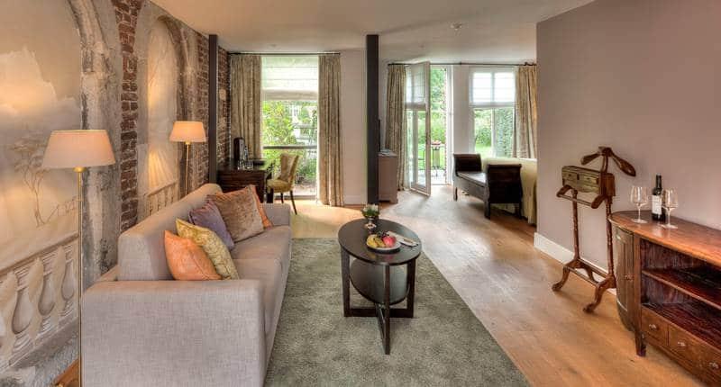 Hotel Kasteel Terworm – Pachthof Senior Suite