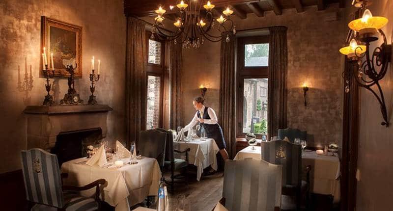 Hotel Kasteel Terworm – restaurant