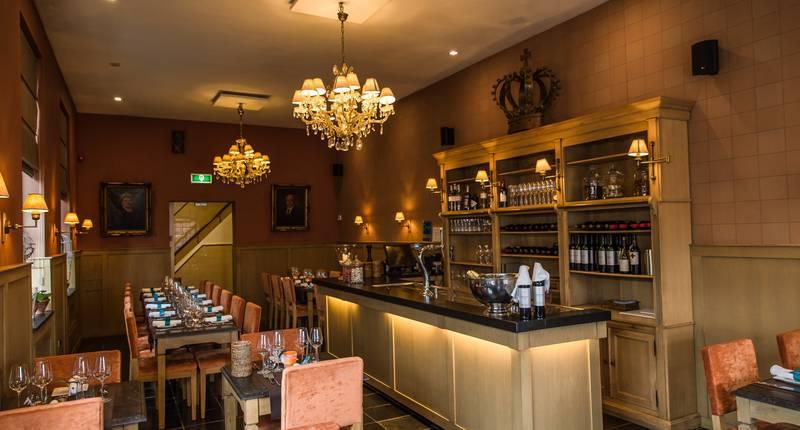 Hotel Merici – bar