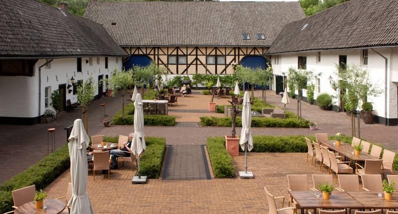 Hotel Winselerhof – buitenkant hotel