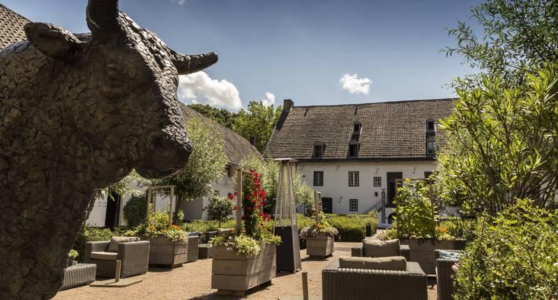 Hotel Winselerhof – terras