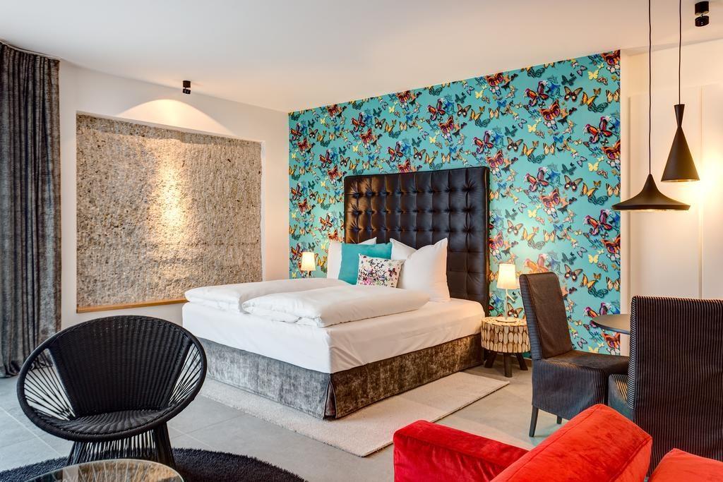 Hotel im Bunker – Garden Suite