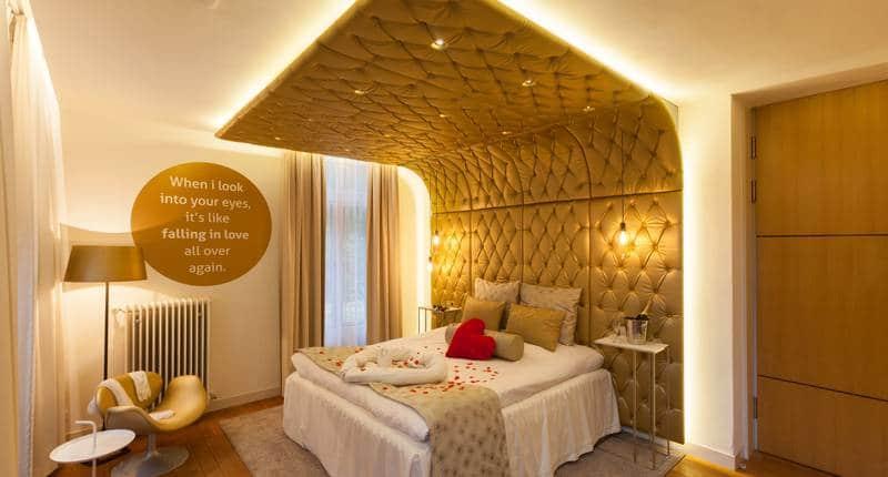 Landgoed Hotel Groot Warnsborn – Bruidssuite