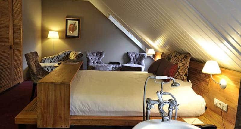 Landgoed Hotel Groot Warnsborn – Suite