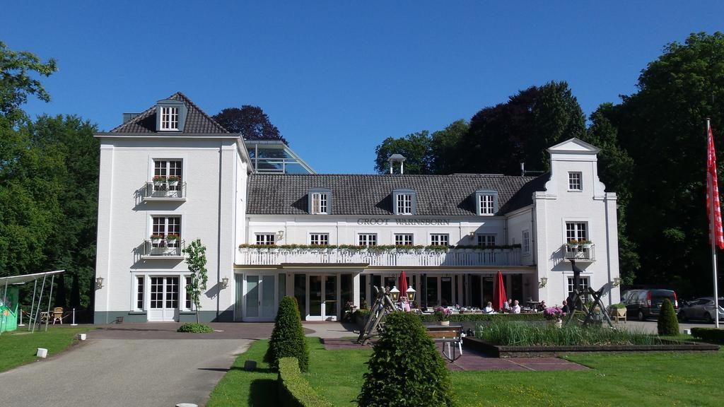 Landgoed Hotel Groot Warnsborn – buitenkant hotel