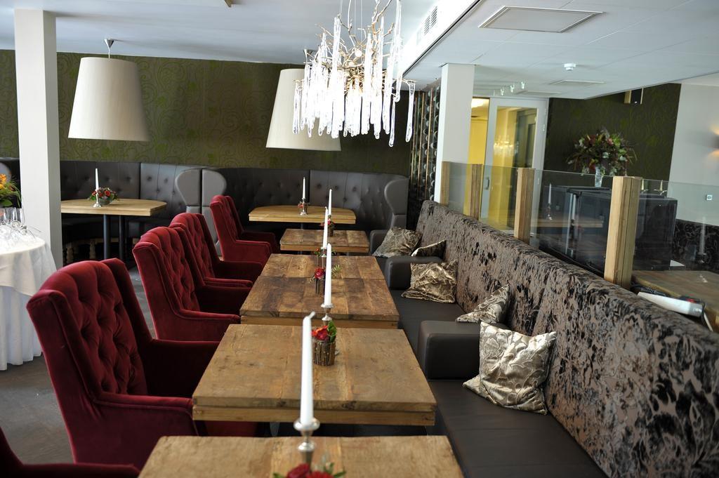 Landgoed Hotel Groot Warnsborn – restaurant