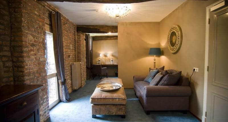 Landgoed Schinvelder Hoeve – Suite