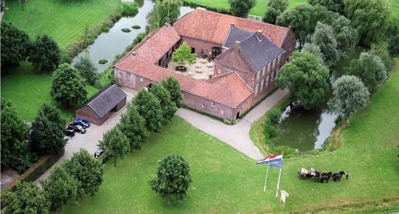 Landgoed Schinvelder Hoeve – buitenkant hotel