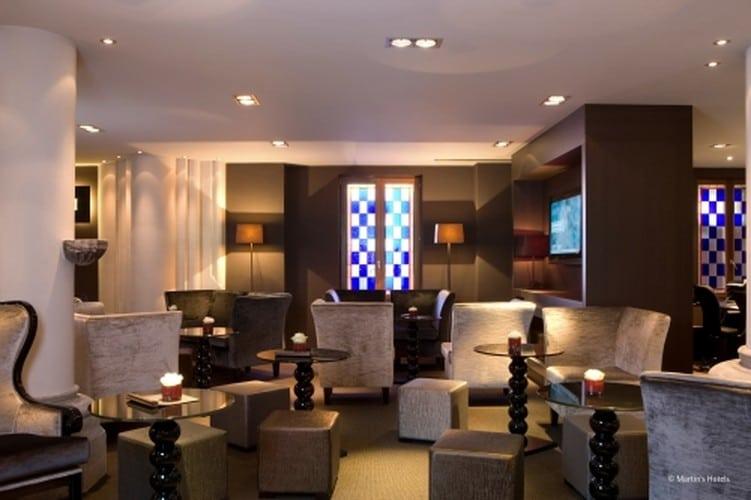 Martin's Patershof – lounge