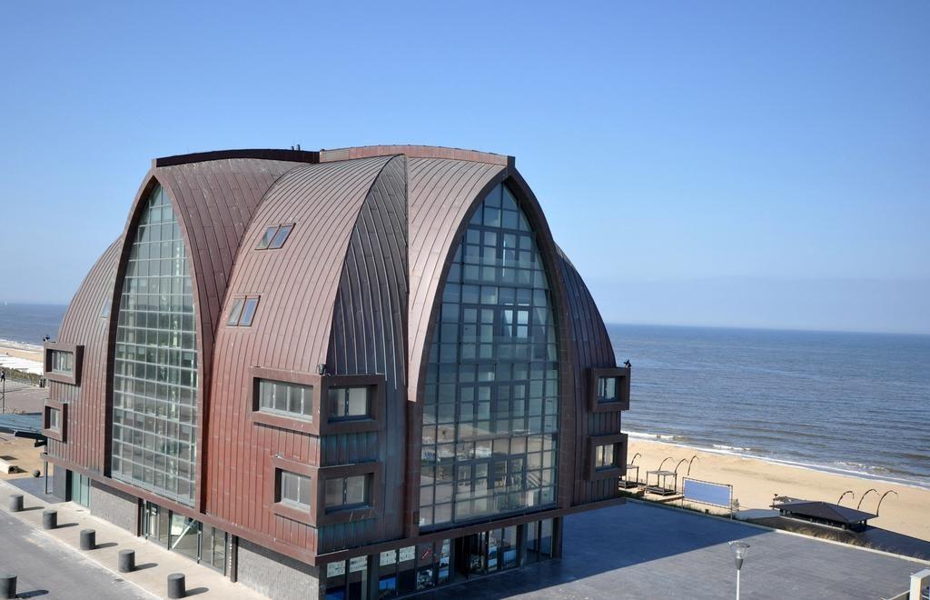 Poort Beach Hotel Apartments Bloemendaal – buitenkant hotel