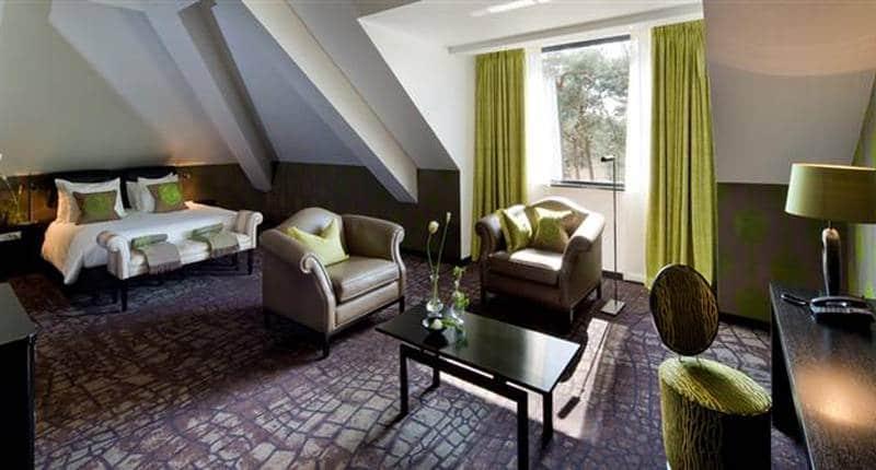 Van der Valk Hotel Harderwijk – Hyde park suite