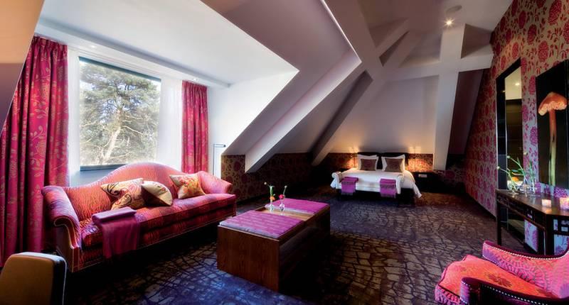 Van der Valk Hotel Harderwijk – St. James park suite