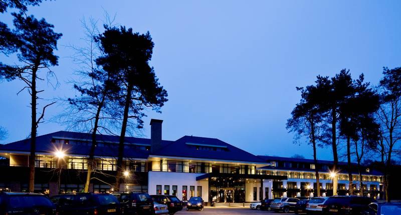 Van der Valk Hotel Harderwijk – buitenkant hotel