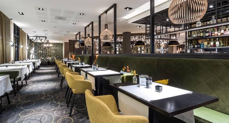 Van der Valk Hotel Heerlen – restaurant