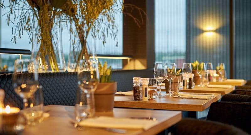 Van der Valk Luxembourg-Arlon – restaurant