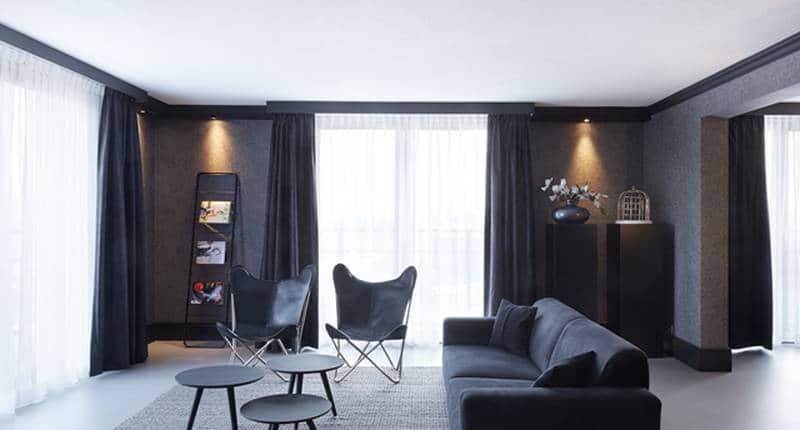 Van der Valk TheaterHotel De Oranjerie – Executive Suite Noir