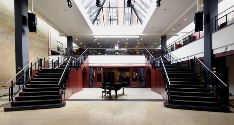 Van der Valk TheaterHotel De Oranjerie – lobby