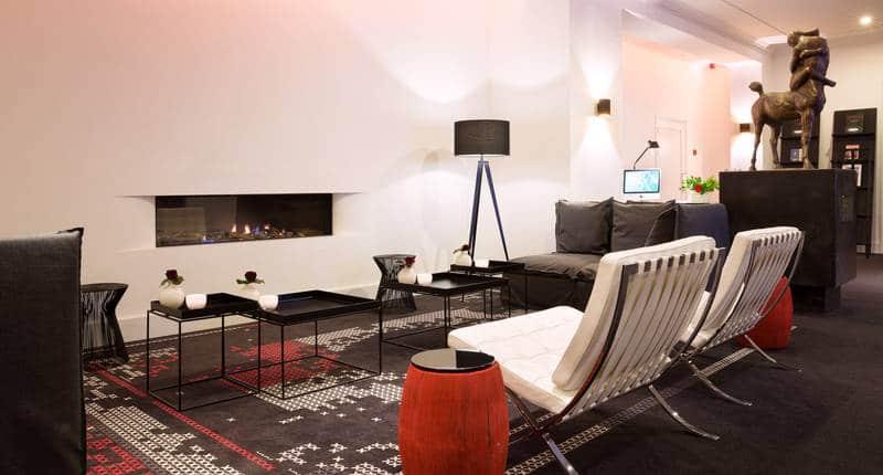 Van der Valk TheaterHotel De Oranjerie – lounge