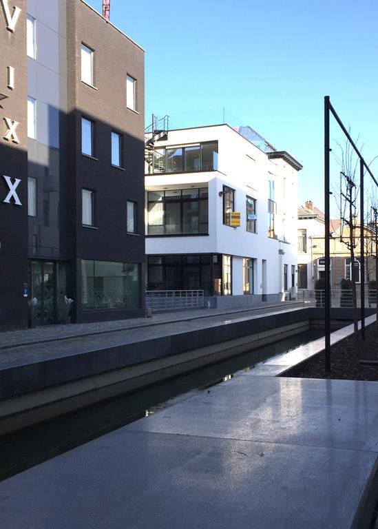 VixX Hotel Mechelen – buitenkant hotel