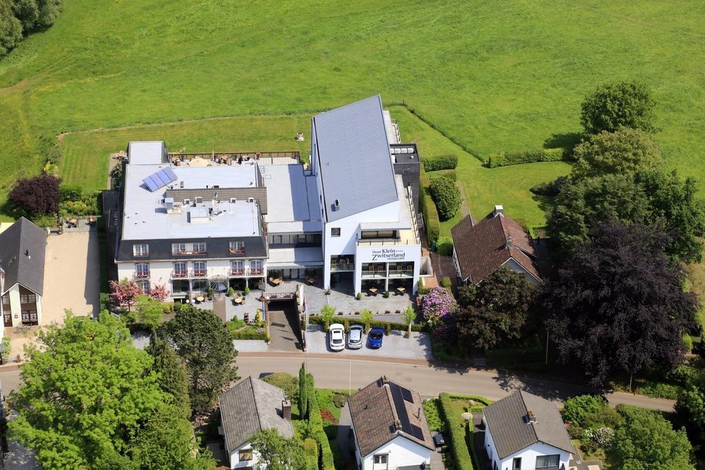 Wellness Hotel Klein Zwitserland – buitenkant hotel