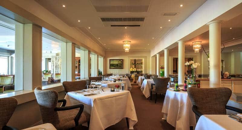 Wellness Hotel Klein Zwitserland – restaurant