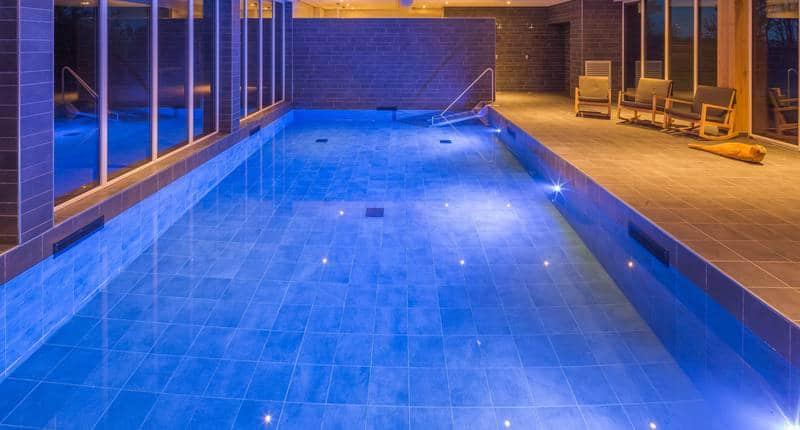 Boutique Hotel Texel – binnenzwembad