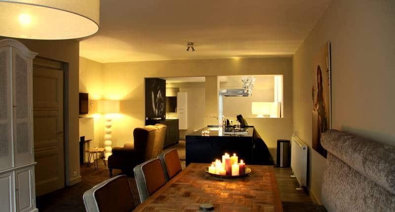 Hotel Huis van Bewaring – Appartement