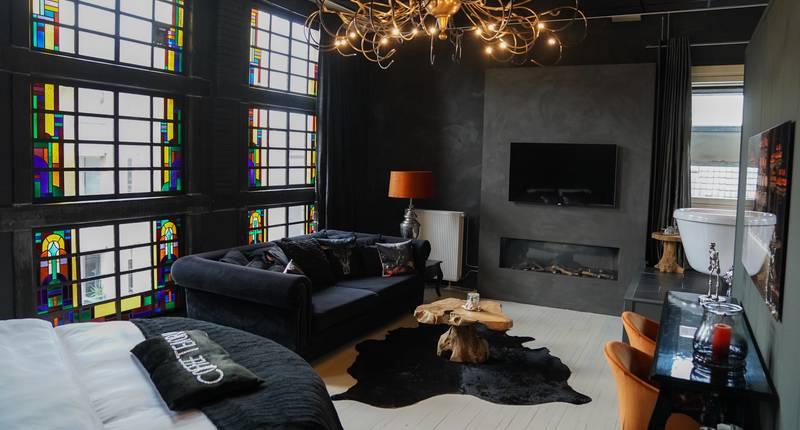 Hotel Huis van Bewaring – Kapel Suite