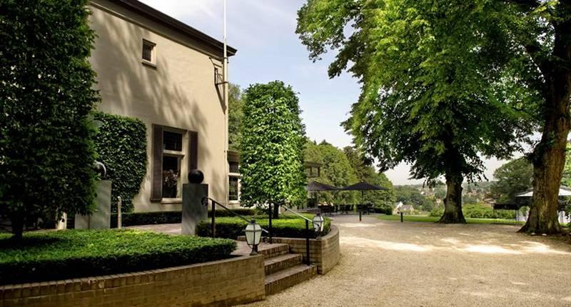 Hotel Restaurant de Wolfsberg – buitenkant hotel