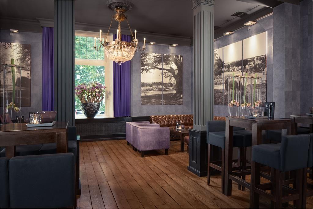 Hotel Restaurant de Wolfsberg – receptie