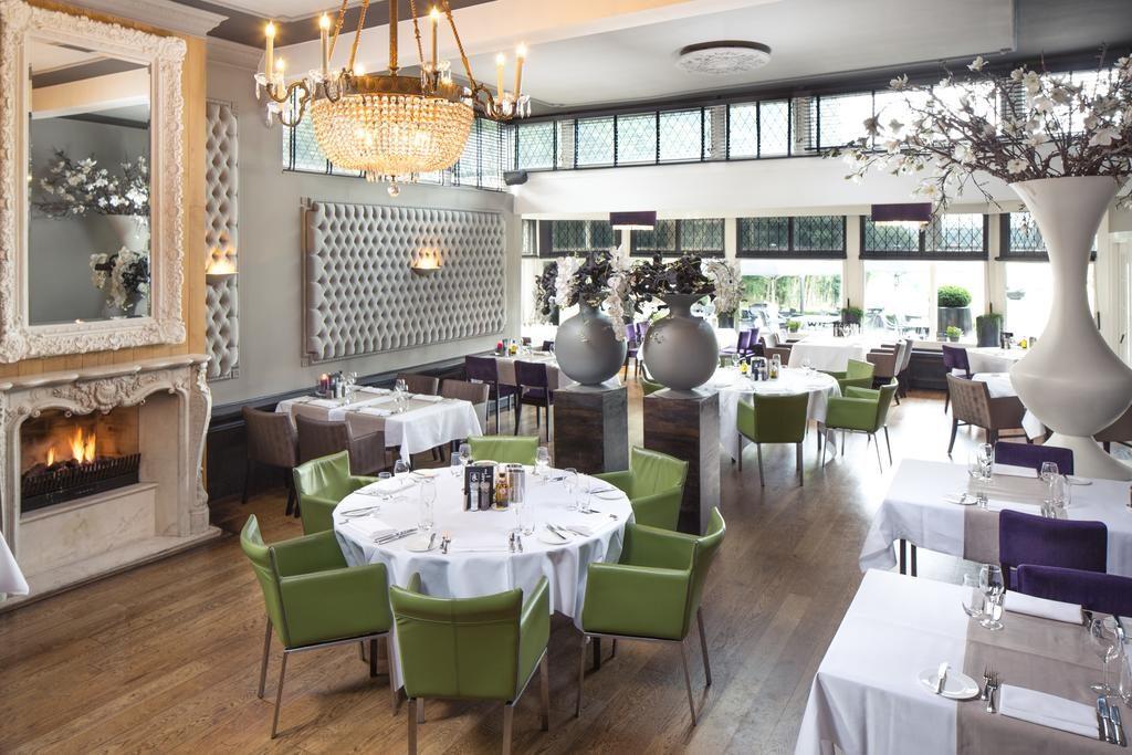 Hotel Restaurant de Wolfsberg – restaurant